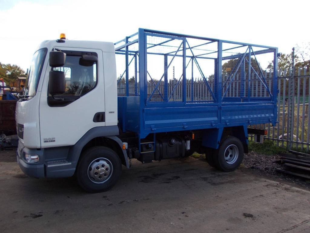 cage tippers