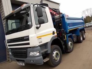 New 32 Tonne Tipper Grabs