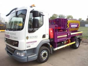 HGV Hire from ND Brown