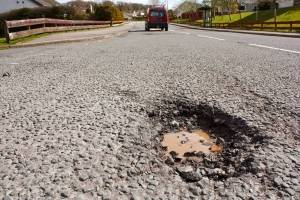 HGV Hire for Pot Holes