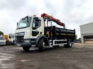 tipper hire in london