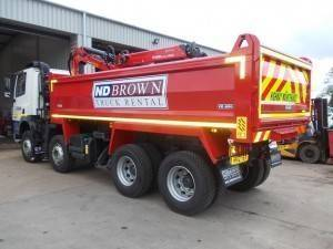 Tipper Hire Birmingham