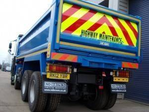 Tipper Hire in Manchester