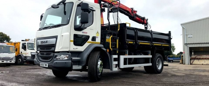 What materials can be added to grab hire lorries? thumbnail