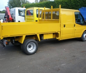 The Tipper Hire Fleet thumbnail