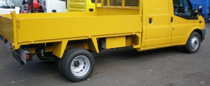 The Advantages of Tipper Hire in London thumbnail