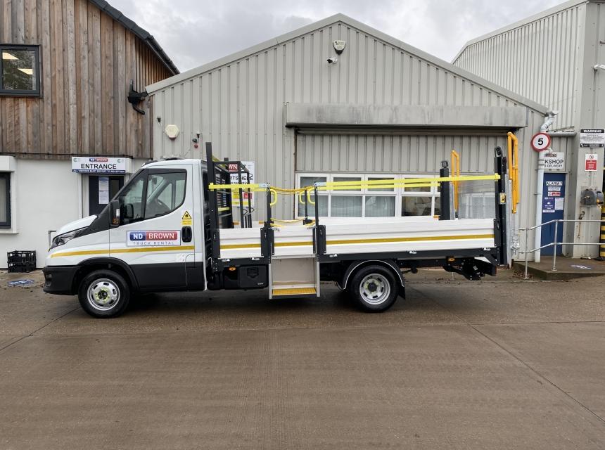 3.5 Tonne GVW Traffic Management Vehicle