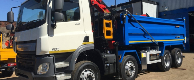 Get the Job Done with 32 Tonne Tipper Hire thumbnail