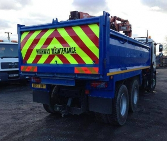 Safety First with HGV Hire from ND Brown thumbnail