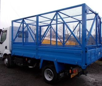 Looking for Cage Tipper Hire in London? thumbnail