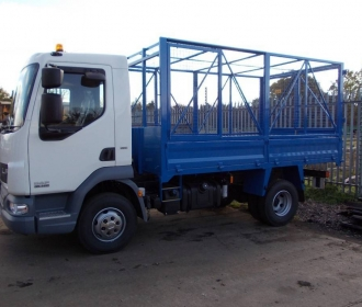 A Wide Range of 7.5 Tonne Tipper Hire from ND Brown thumbnail