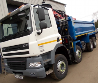 New 32 Tonne Tipper Grabs thumbnail