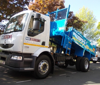 Tipper Hire With First Class Flexible Hire Solutions thumbnail