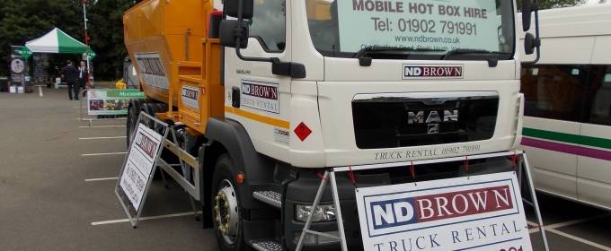 A sunny day at North Wales HAUC with N D Brown Ltd: thumbnail