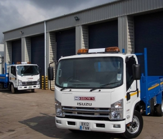 Be Proactive This January with our HGV Hire thumbnail