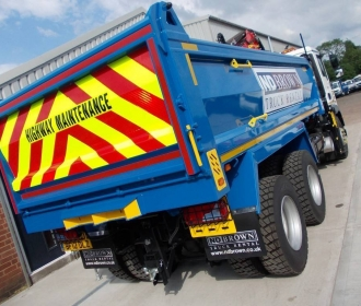 HGV Hire and Commercial Vehicles from ND Brown thumbnail