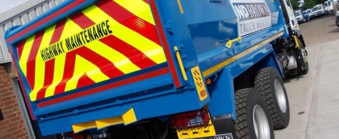 Hot Box and HGV Hire for Road Repairs thumbnail