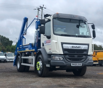 Five Reasons To Use ND Brown For HGV Hire thumbnail