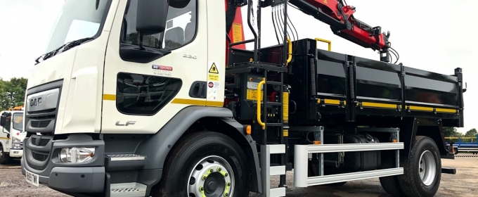 The Benefits of HGV Hire With ND Brown thumbnail