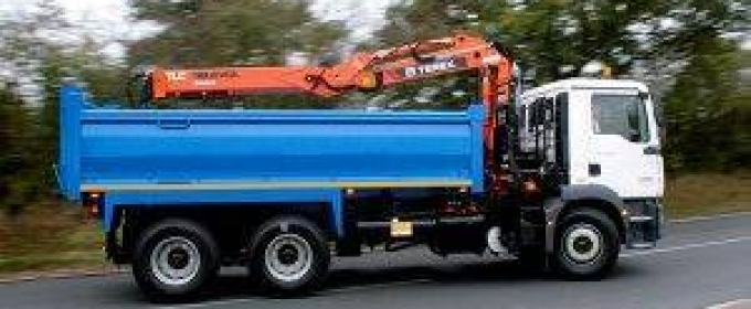 Reliable, Safe, Cost Effective Tipper Grabs in London thumbnail