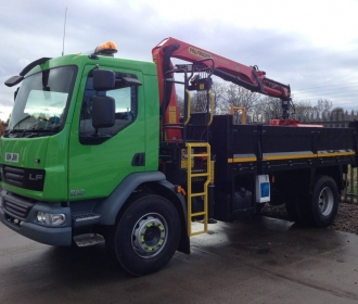 Tipper Hire, Services & Repairs thumbnail