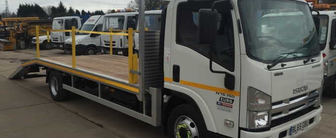 HGV Hire Across The UK With ND Brown thumbnail