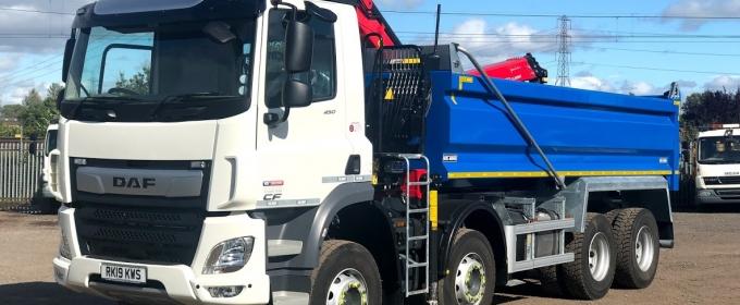HGV and Truck Rental to Transform Birmingham thumbnail