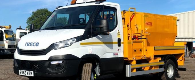 Hot Box Hire for Winter Road Repairs thumbnail