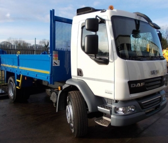 London Tipper Hire and Commercial Vehicle Specialists thumbnail