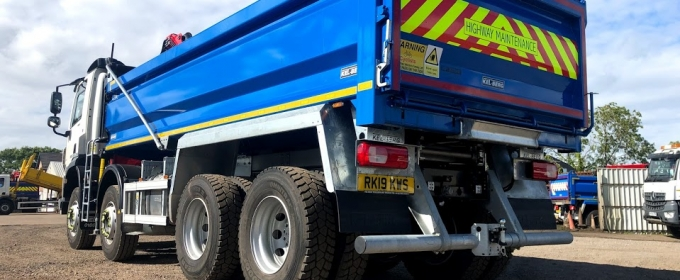 Midlands Grab Hire Solutions from ND Brown thumbnail