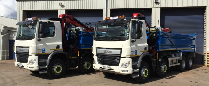 HGV Hire for Landscaping Projects thumbnail
