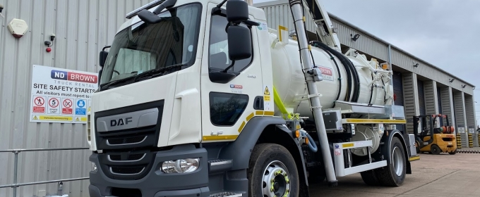 Supporting Critical Utility Infrastructure Maintenance With HGV Hire thumbnail