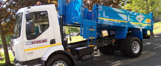 Tipper Hire for Infrastructure Projects thumbnail