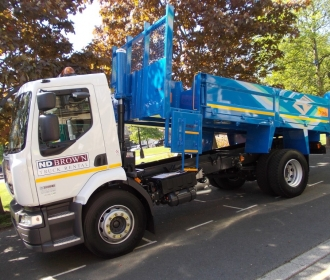 Top of the Range Tipper Hire thumbnail