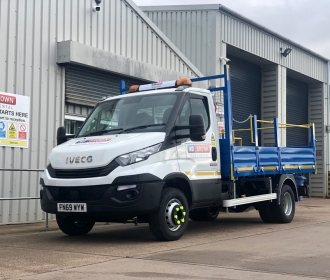 Tipper Hire in London Tailored to Your Project thumbnail