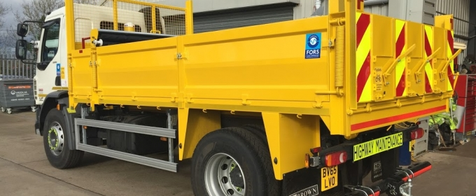 Tipper Hire in London and the South East thumbnail