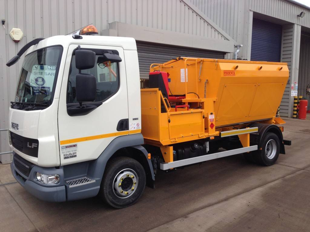 Insulated Tipper Hire In London