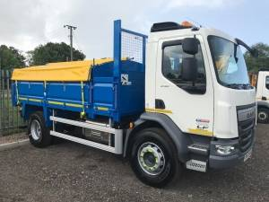 18 Tonne Tipper Hire With Cover
