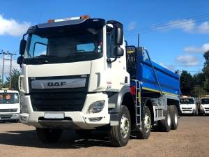 32 Tonne Tipper Grab