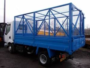7.5T Cage Tippers Left