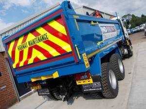 HGV Hire by ND Brown