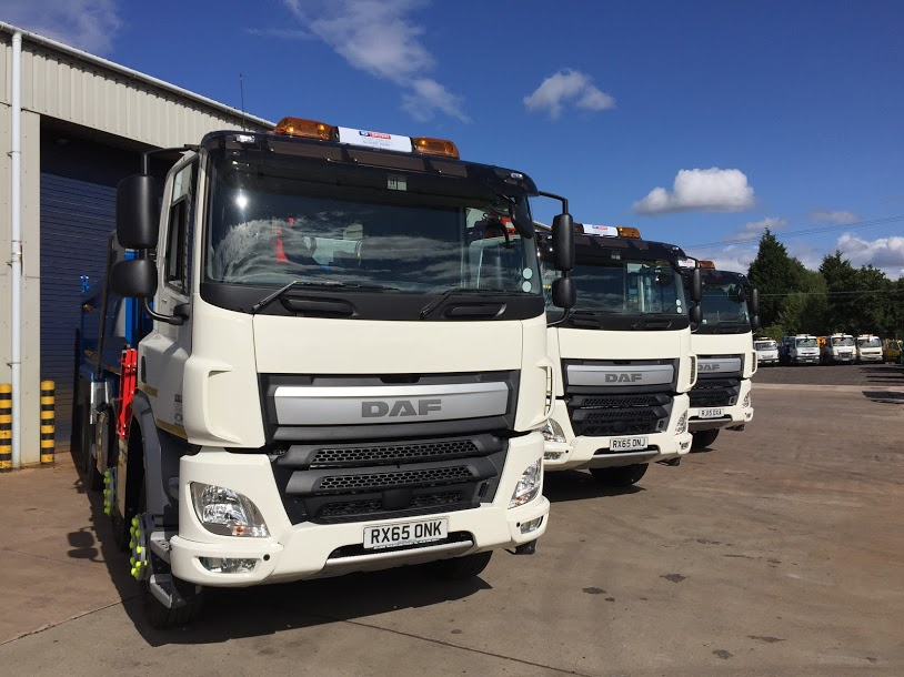 Tipper Grab Hire in Manchester