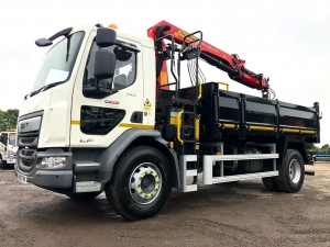Benefits of HGV Hire with ND Brown