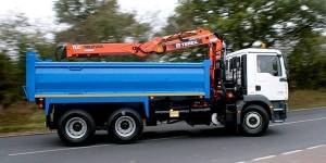 Grab Hire Lorry Hire