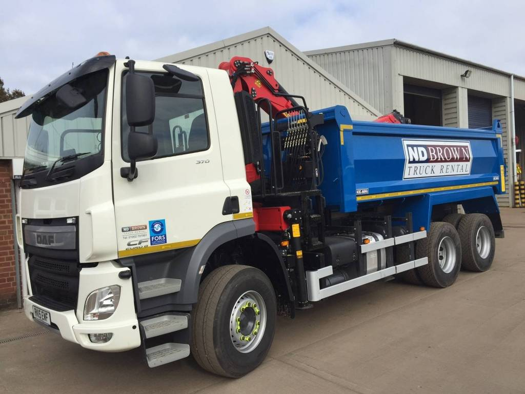 Grab Hire in Birmingham Heavy Duty