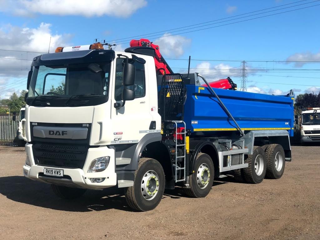 HGV Truck Rental in Birmingham