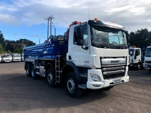 National HGV Hire From ND Brown