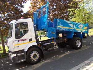 Tipper Hire at ND Brown