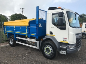 Tipper Hire Across The UK
