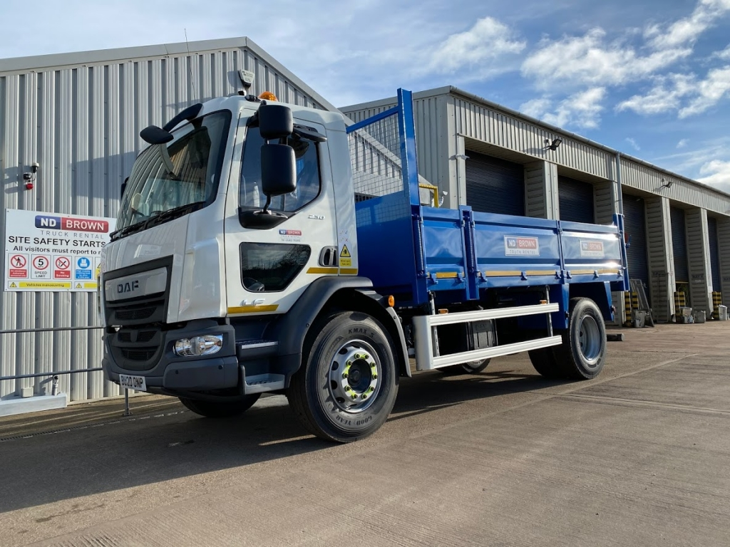 Tipper Hire For Infrastructure Projects